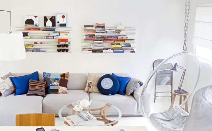 Inrichten Klein Huis : Klein industrieel loft appartement in malmö inrichting huis