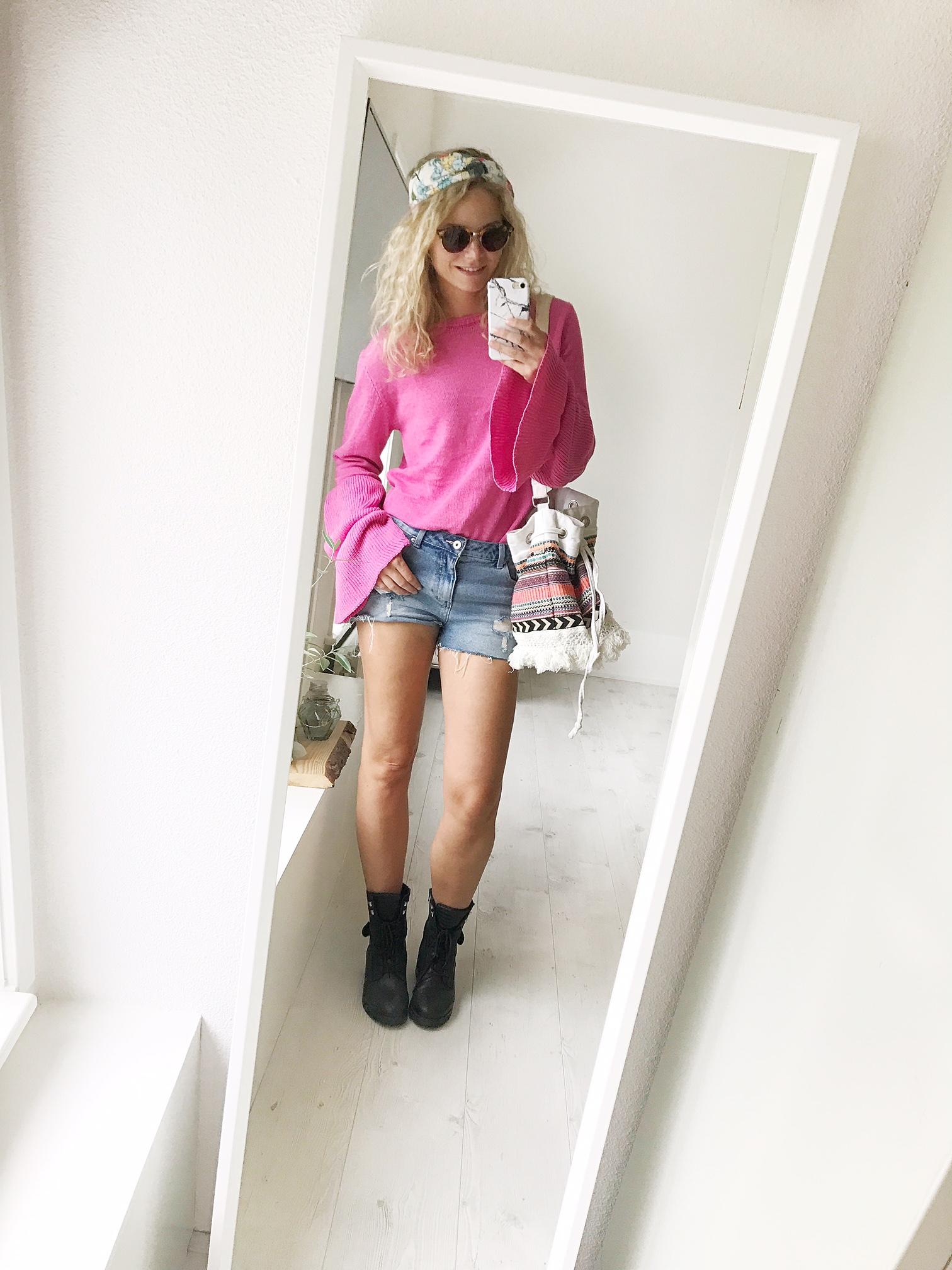 bandeau outfit