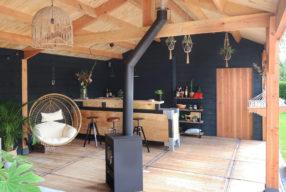 Tuininspiratie: onze tuinverbouwing en veranda