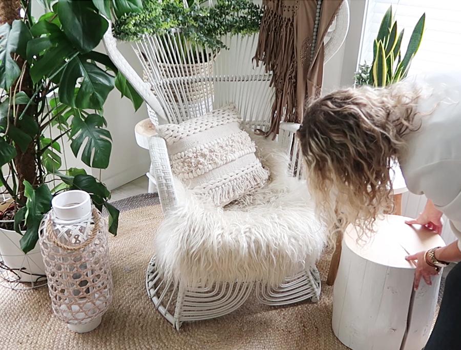 Botanisch interieur - zo creërde ik een botanisch hoekje in huis!