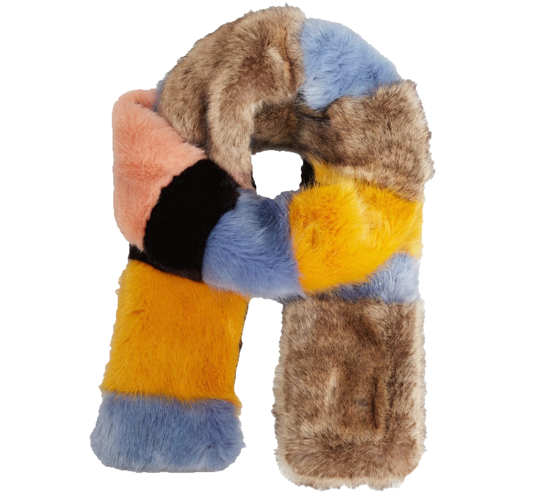 fashion accessoires fake fur