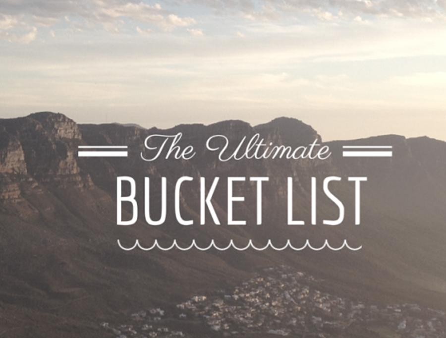 fitjournaal bucket list