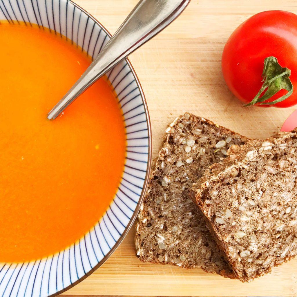 fitjournaal tomatensoep