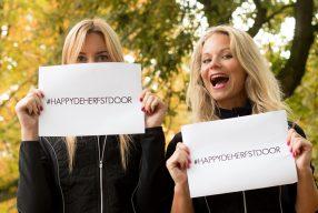 Fitjournaal: #Happydeherfstdoor challenge