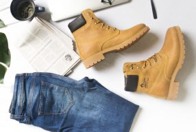 Monday moodboard: Worker boots