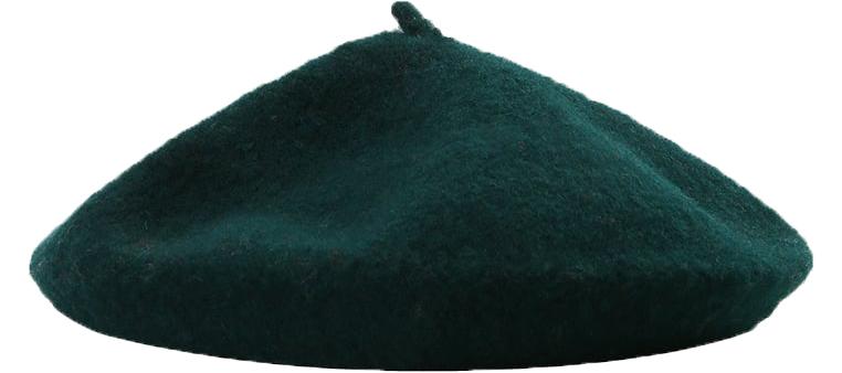 baret groen