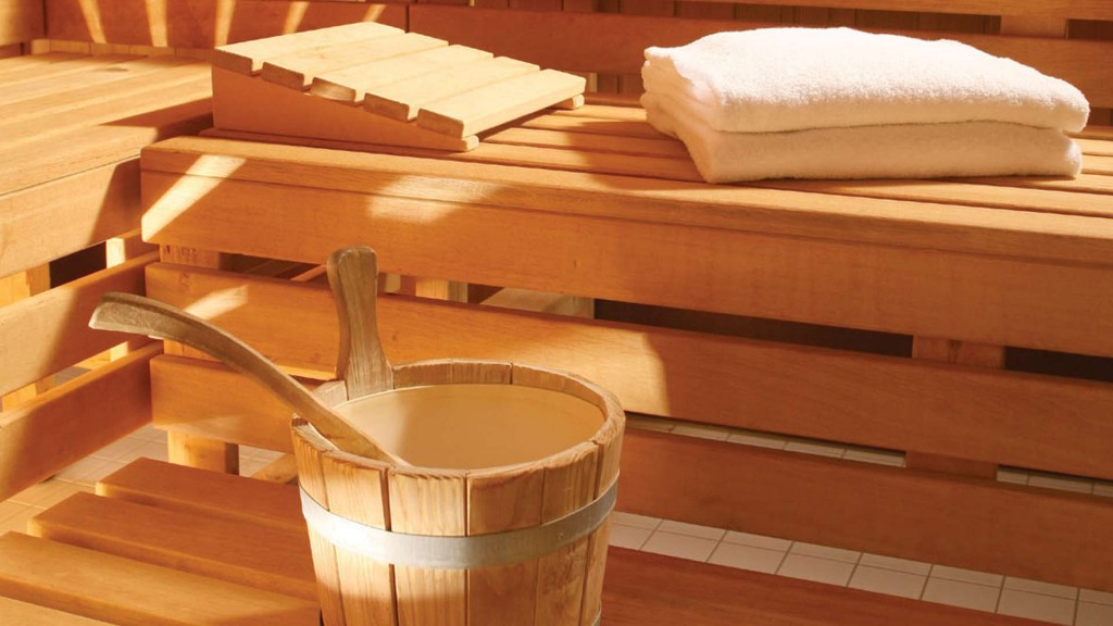 fitjournaal sauna