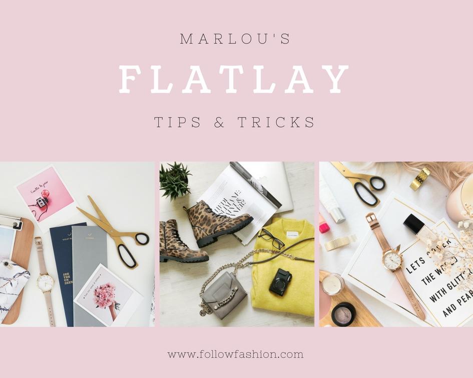 flatlay tips