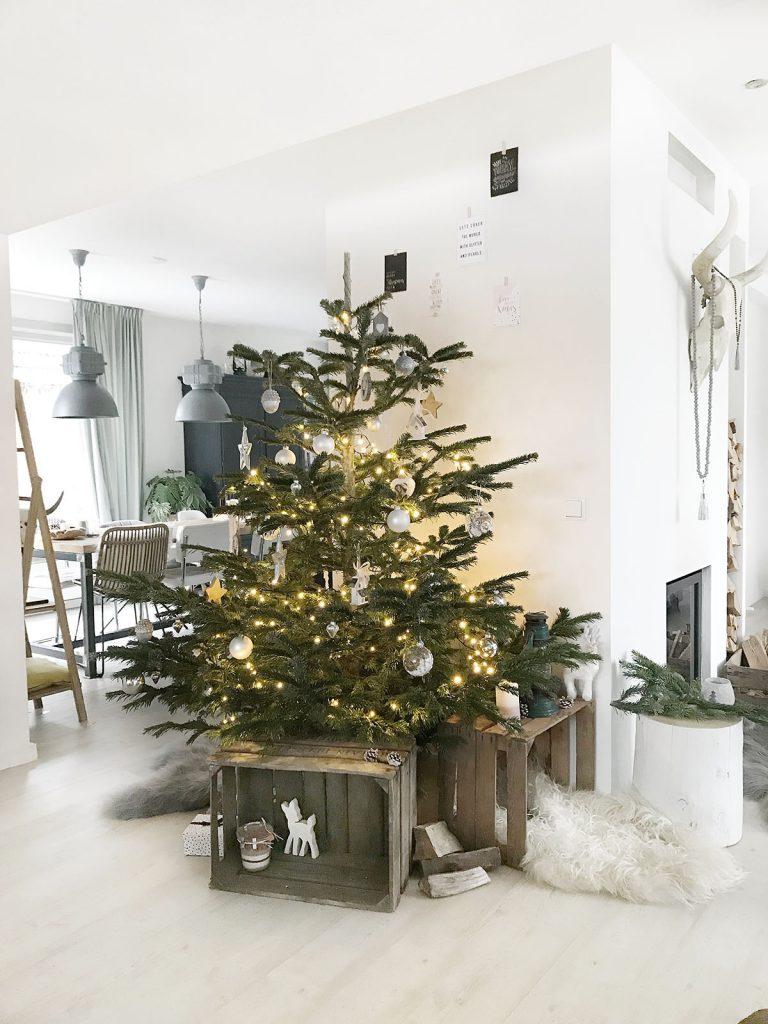 kerstboom kistjes