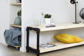 Monday Moodboard: Metalen meubels