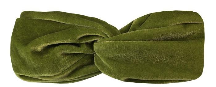 velvet kleding haarband