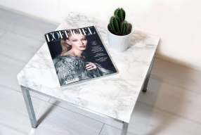 DIY: Marble table & Inspiration