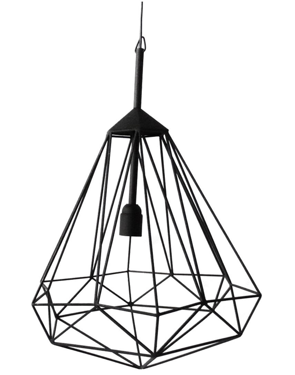 industriële lampen hanglamp metaal