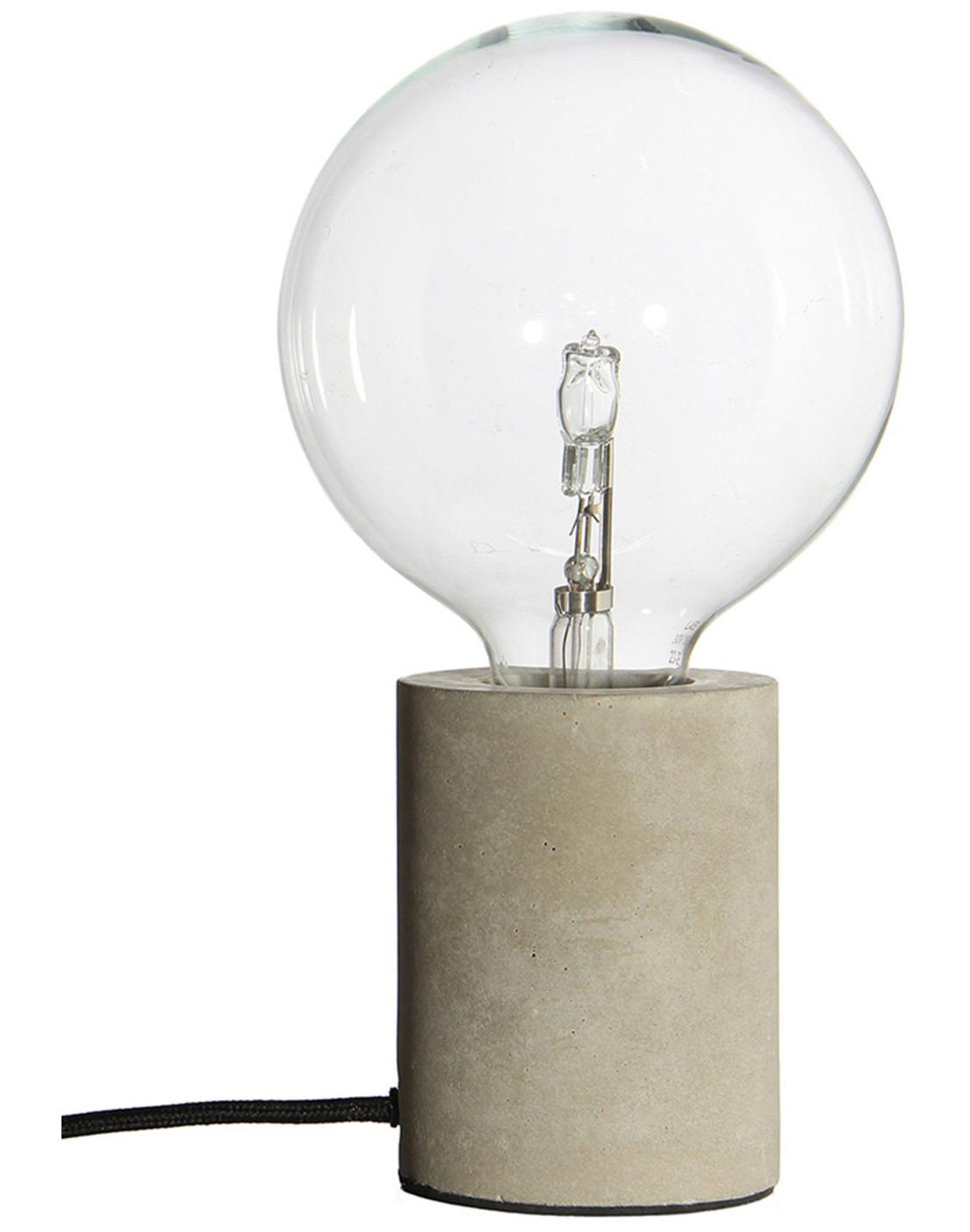 industriële lampen tafellamp