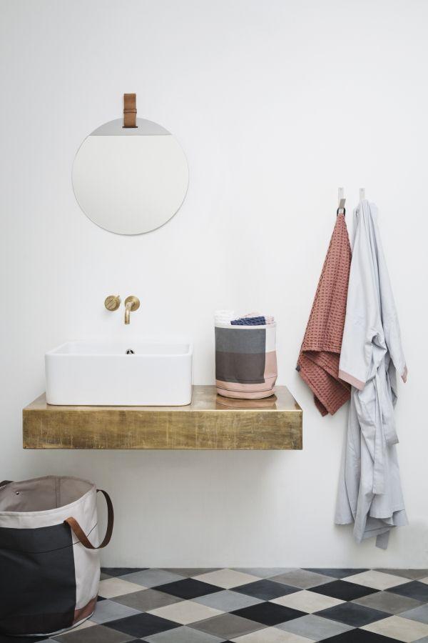 Scandinavisch design badkamer
