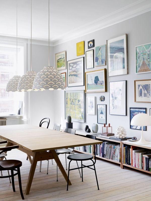 Scandinavisch design interieur