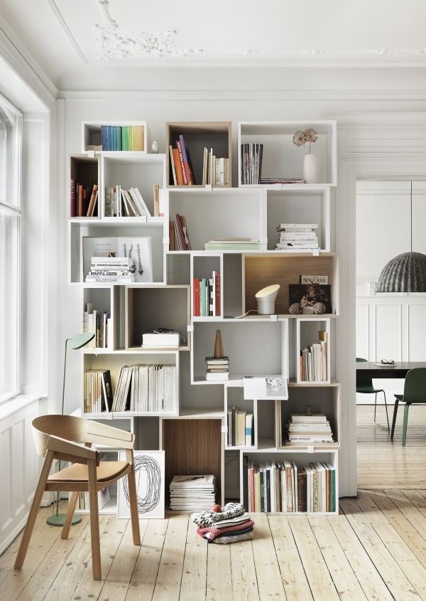 Scandinavisch design muuto werkkamer