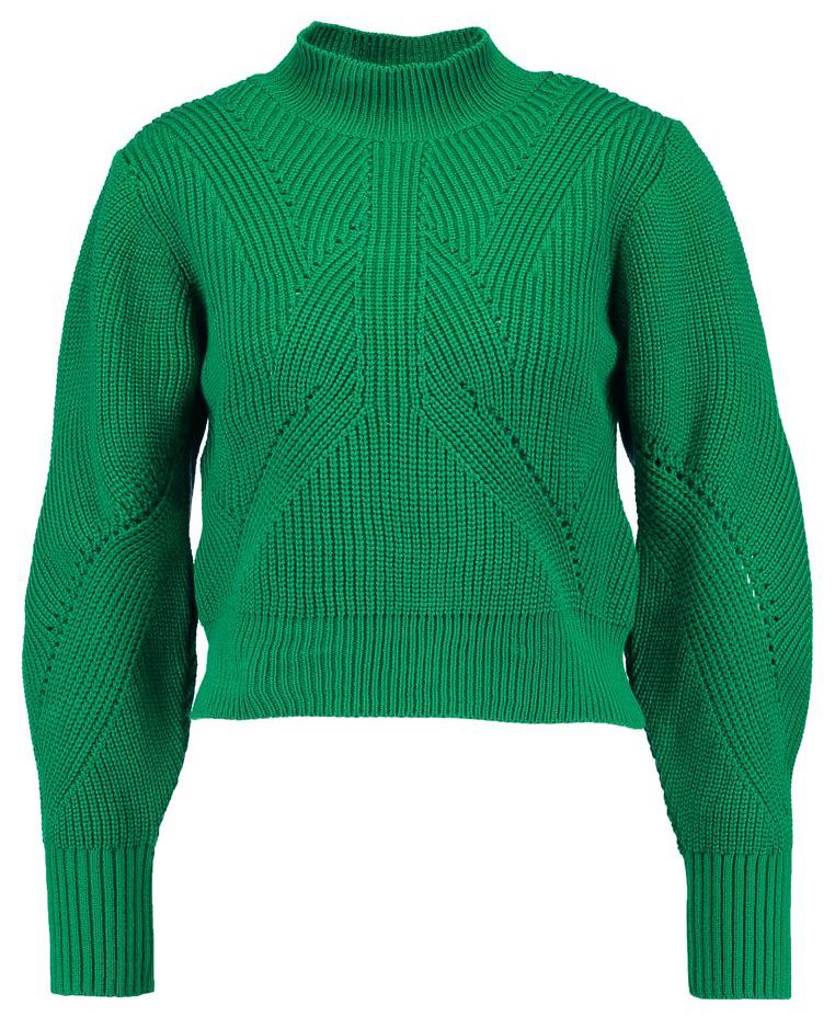 warme sweaters groen