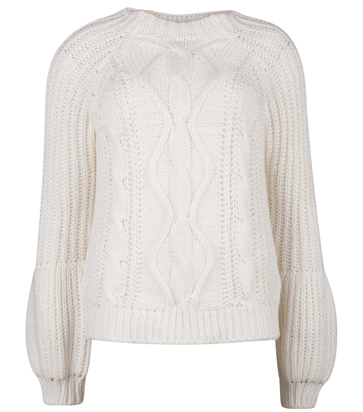 warme sweaters kabeltrui