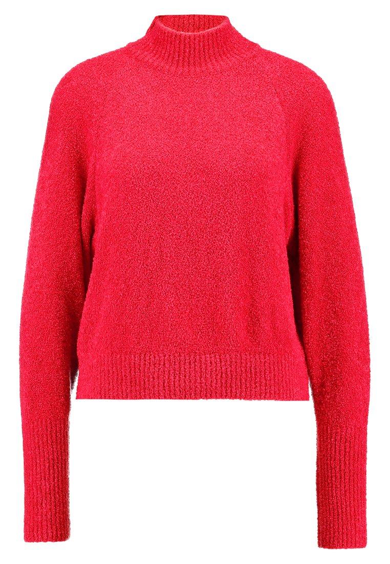 warme sweaters rode coltrui