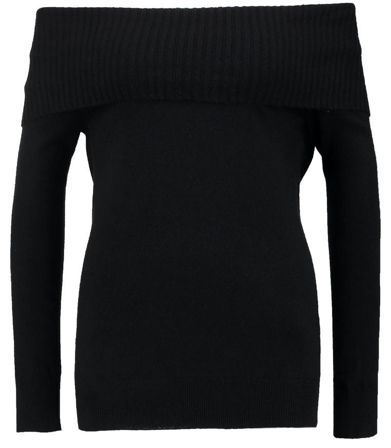 warme sweaters zwarte trui