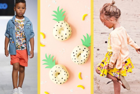 Monday Moodboard: Kids fashion