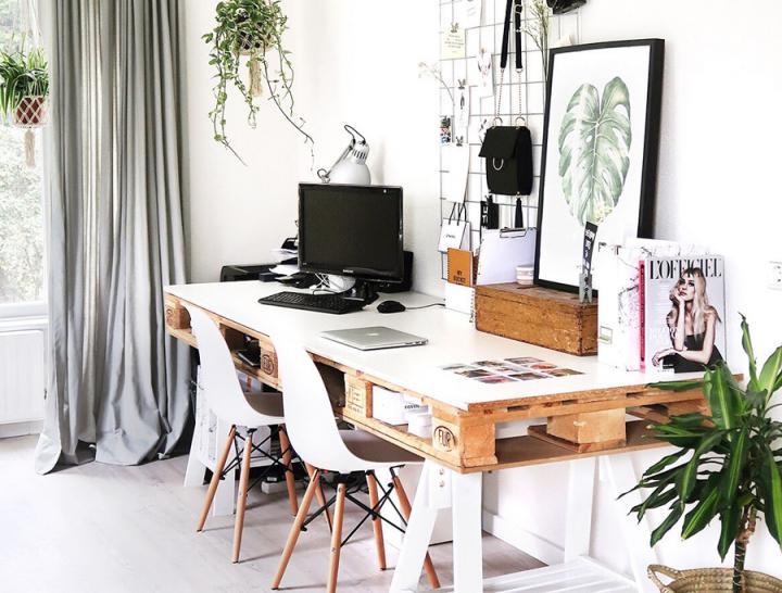 thuiswerkplek