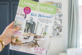 Living & More kwam bij ons binnenkijken!
