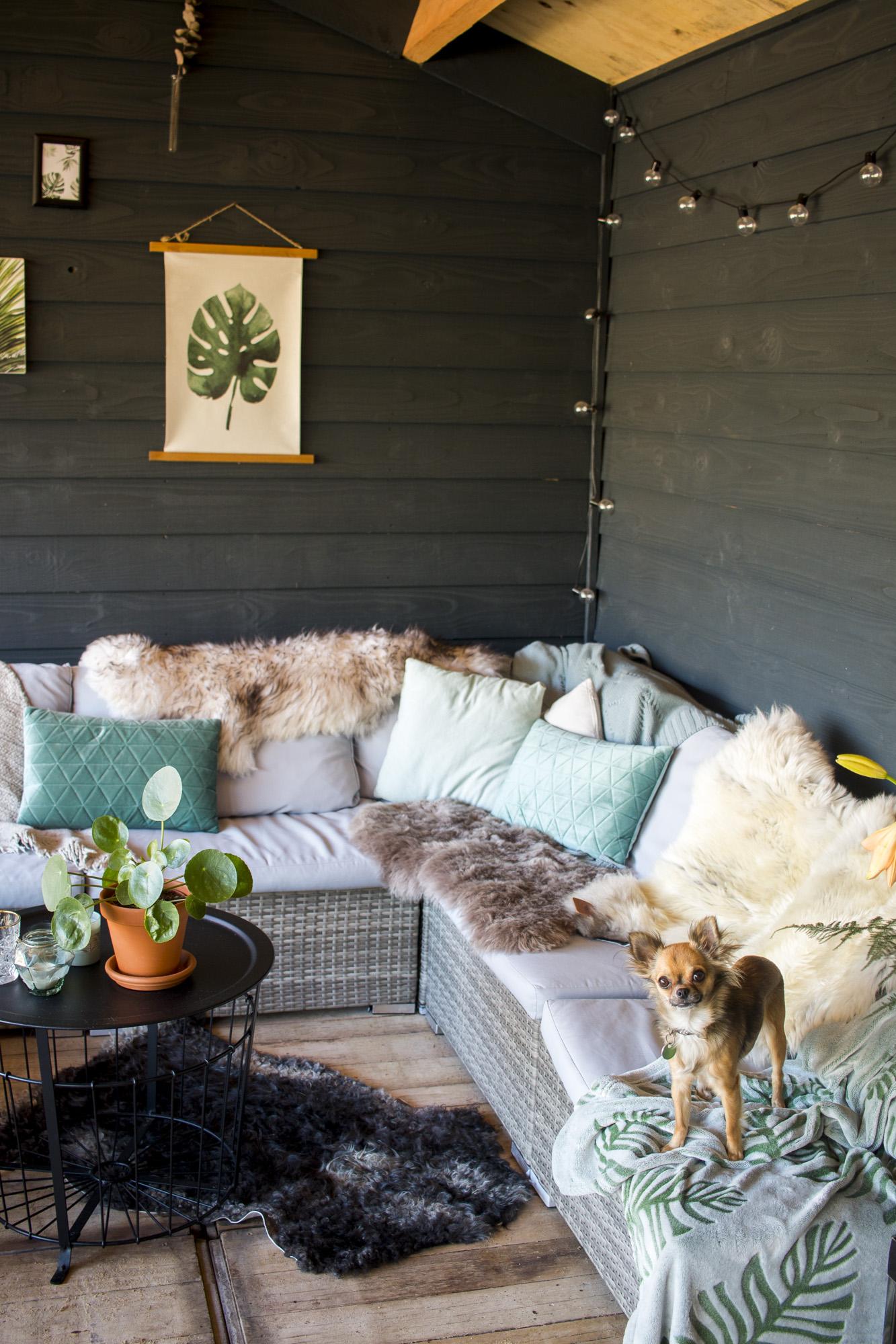 veranda styling