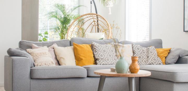 5 Tips om je woonkamer opnieuw in te richten