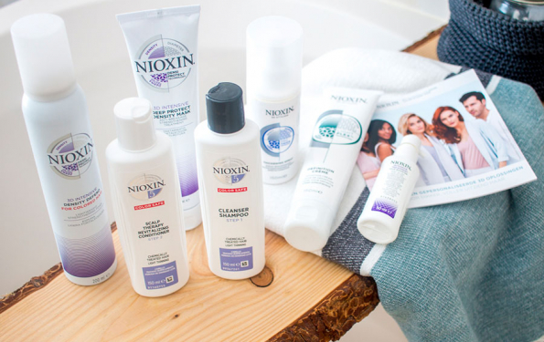 nioxin behandeling