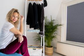 Restyling slaapkamer: nieuwe raambekleding & meer!