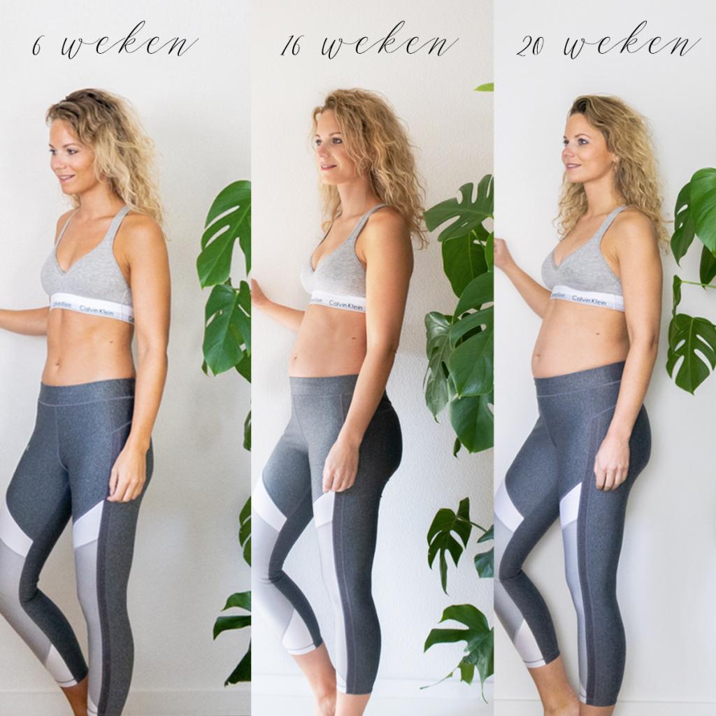 zwangerschapsvlog