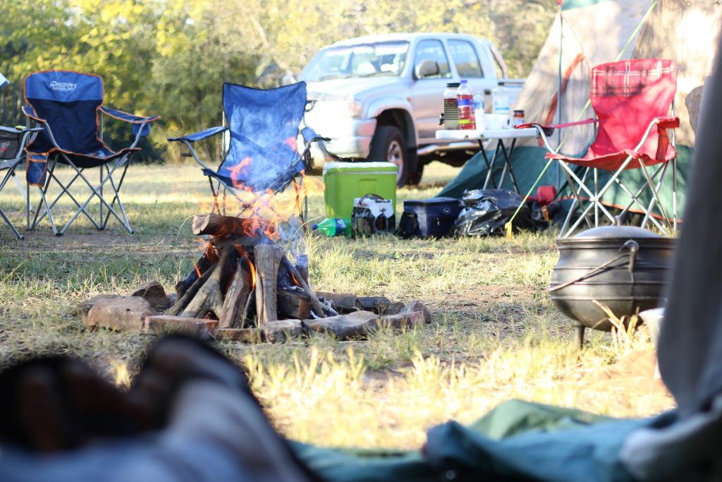 waarom kamperen zo leu is