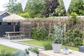 5 x inspiratie voor een tuinafscheiding